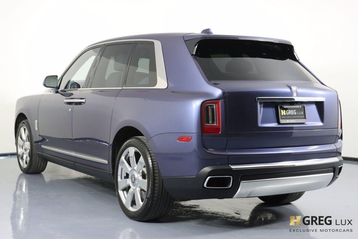 2019 Rolls Royce Cullinan  #20