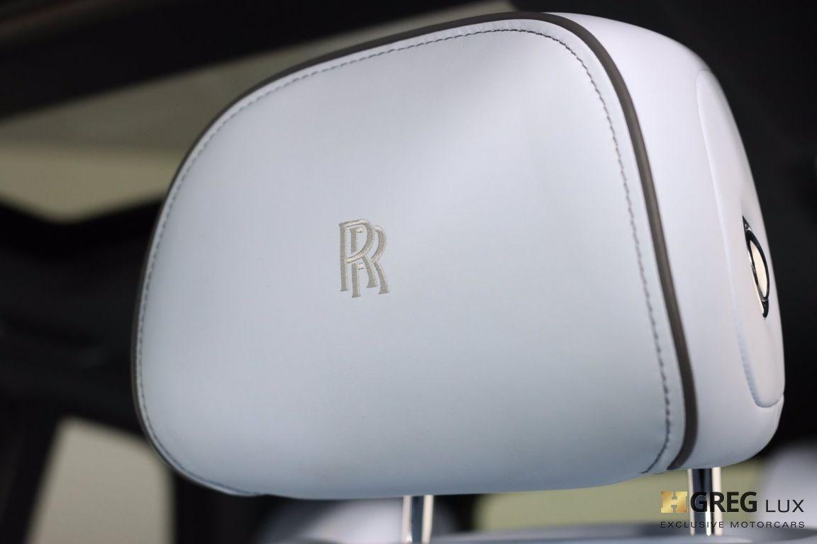 2019 Rolls Royce Cullinan  #28