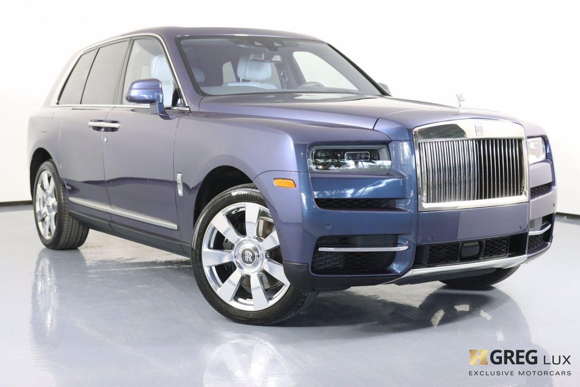 2019 Rolls Royce Cullinan  #0