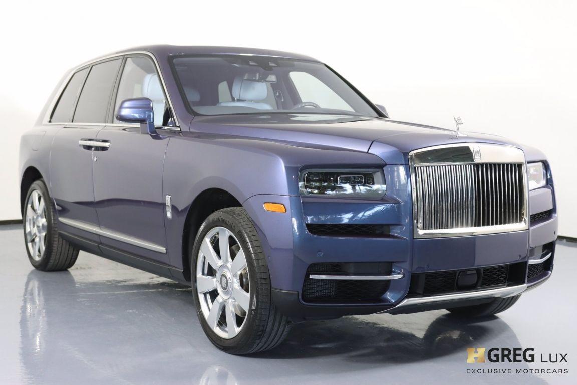 2019 Rolls Royce Cullinan  #8