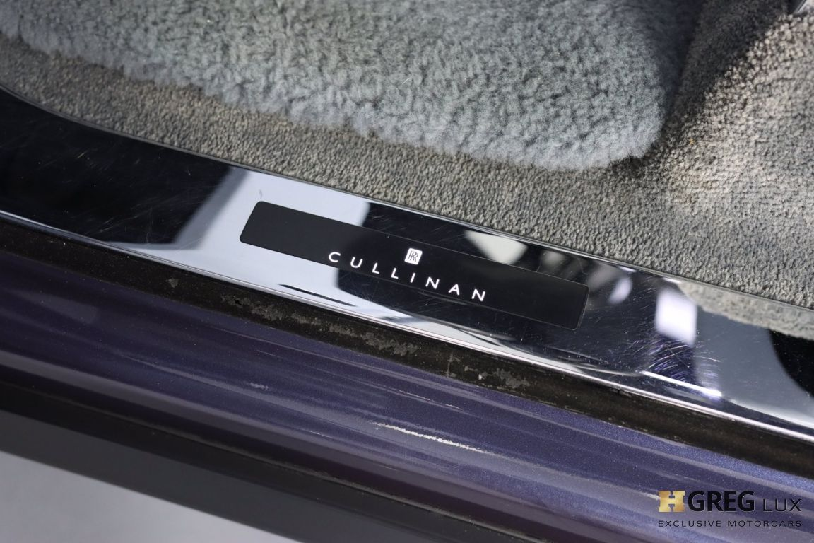2019 Rolls Royce Cullinan  #40