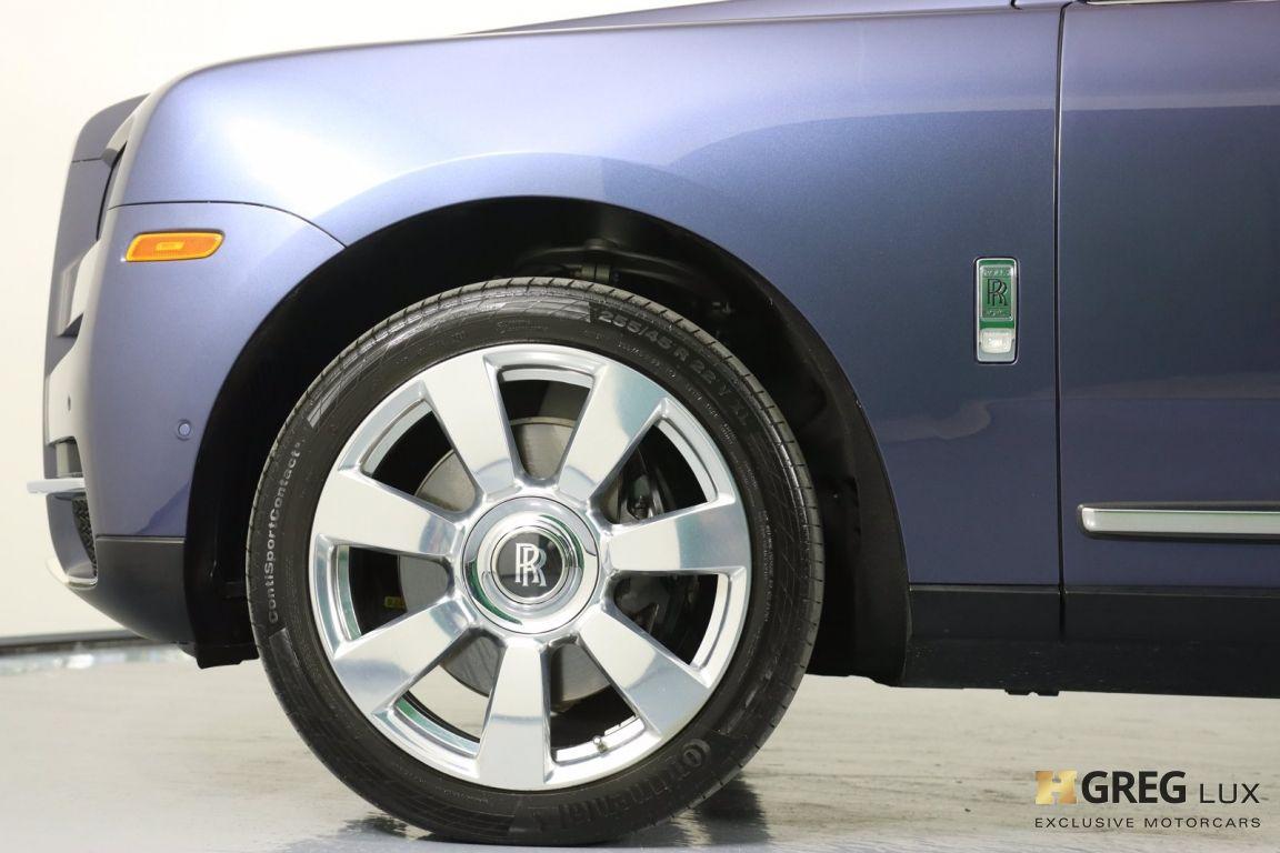 2019 Rolls Royce Cullinan  #21