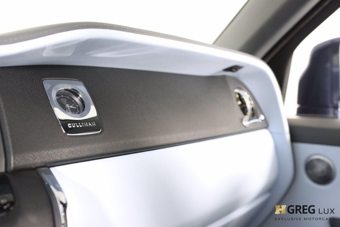 2019 Rolls Royce Cullinan  #44