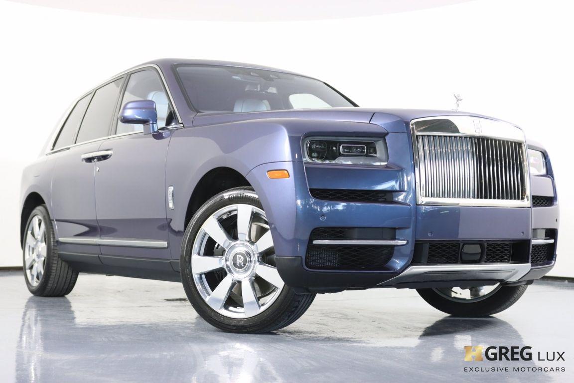 2019 Rolls Royce Cullinan  #26