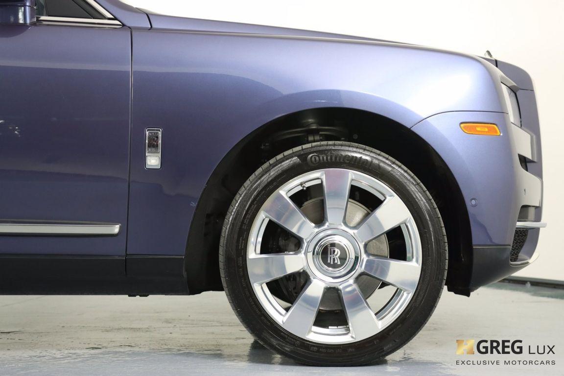 2019 Rolls Royce Cullinan  #10