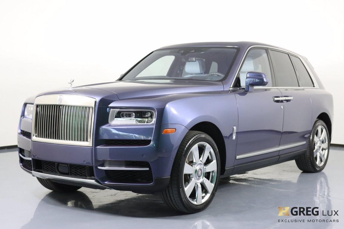 2019 Rolls Royce Cullinan  #25