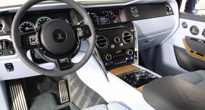2019 Rolls Royce Cullinan  #1