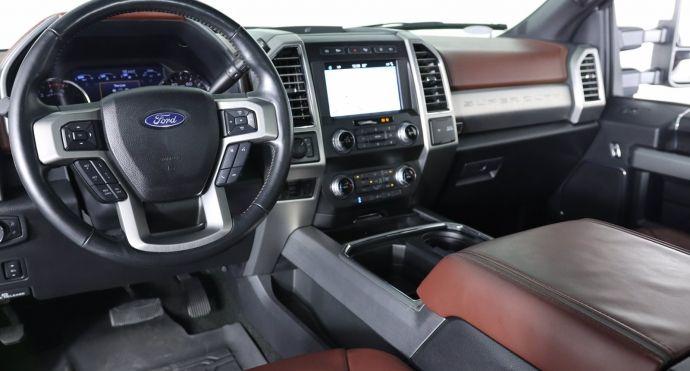 2019 Ford Super Duty F 350 SRW Platinum #1
