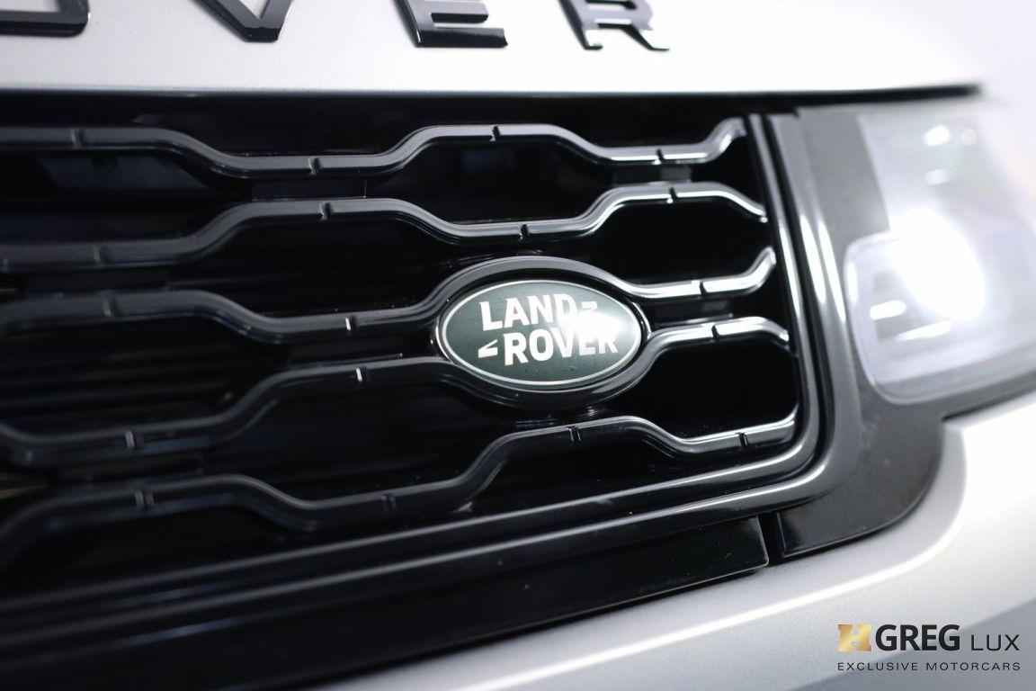 2019 Land Rover Range Rover Sport Autobiography #7
