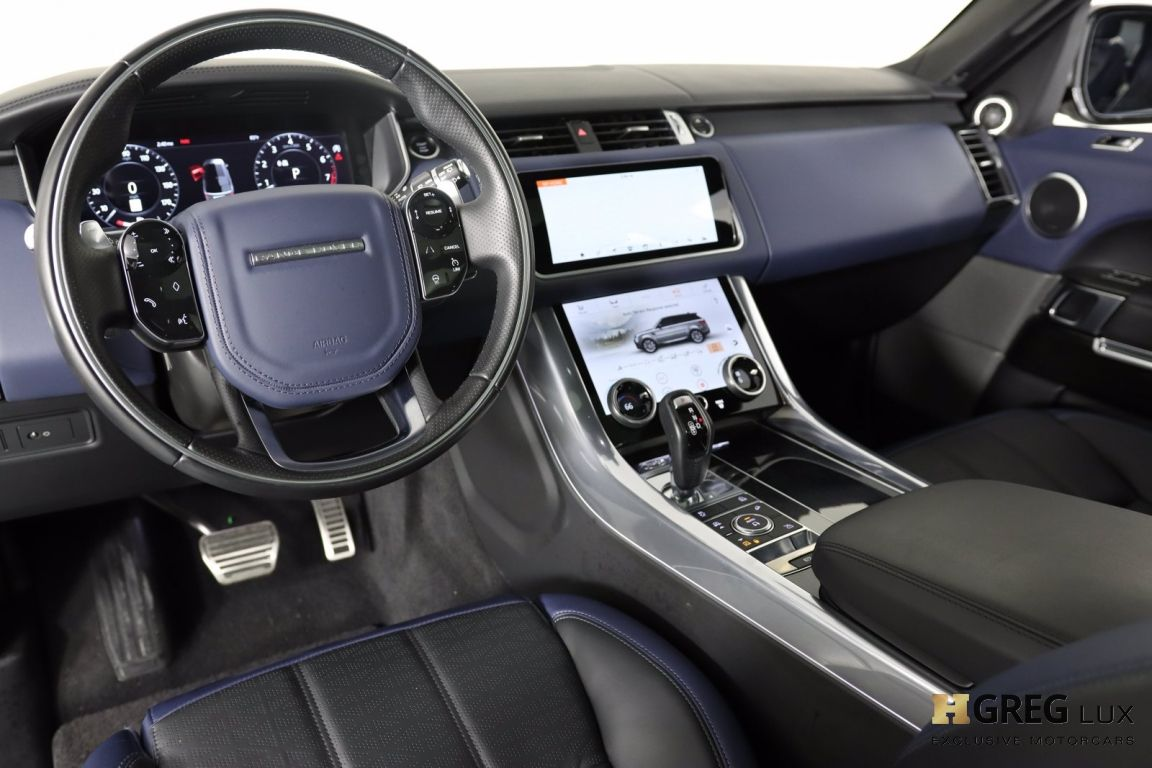 2019 Land Rover Range Rover Sport Autobiography #1