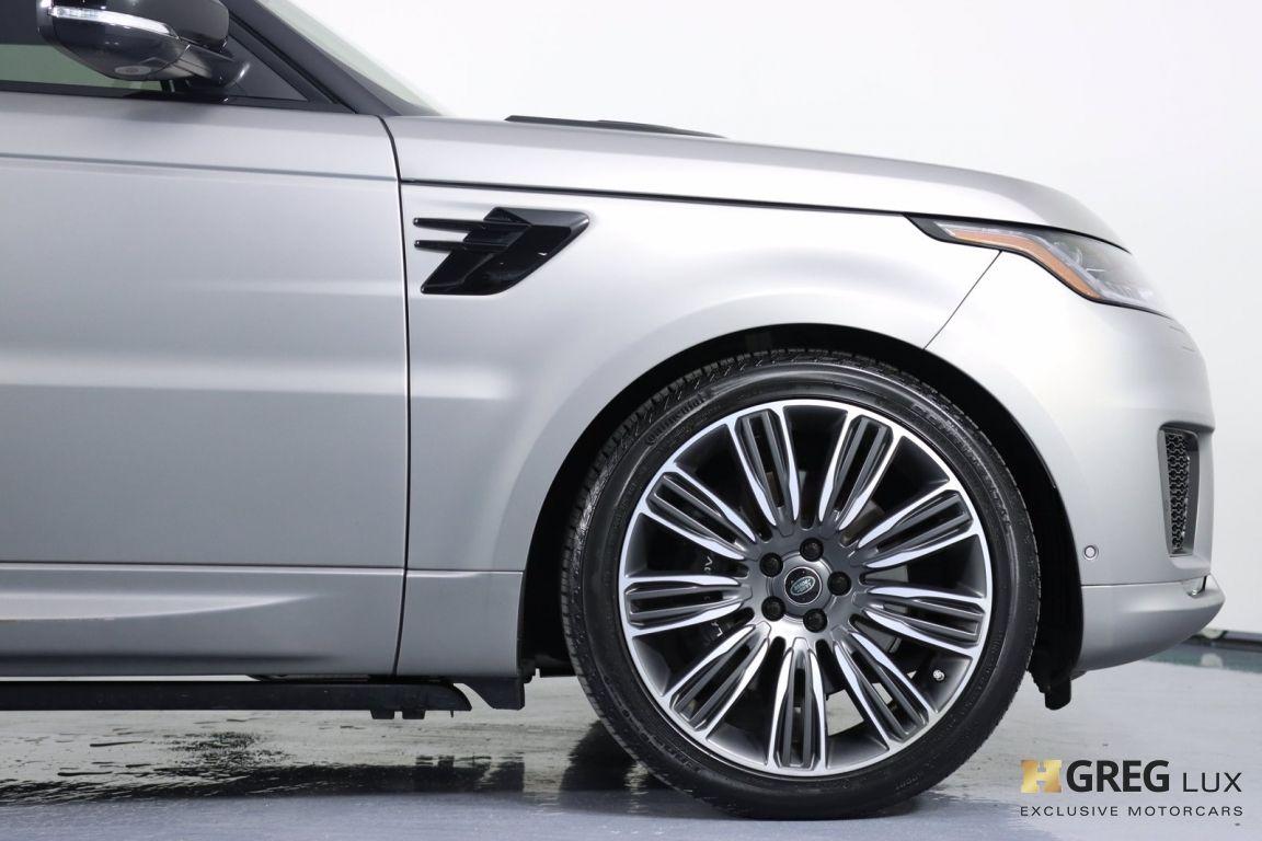 2019 Land Rover Range Rover Sport Autobiography #12