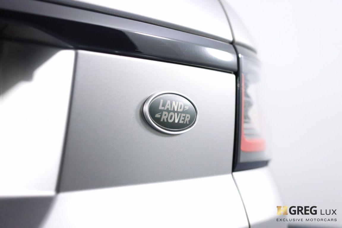 2019 Land Rover Range Rover Sport Autobiography #22