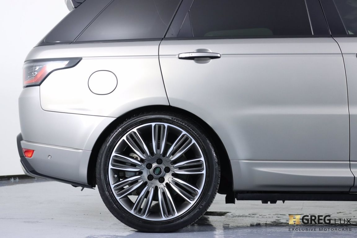 2019 Land Rover Range Rover Sport Autobiography #14