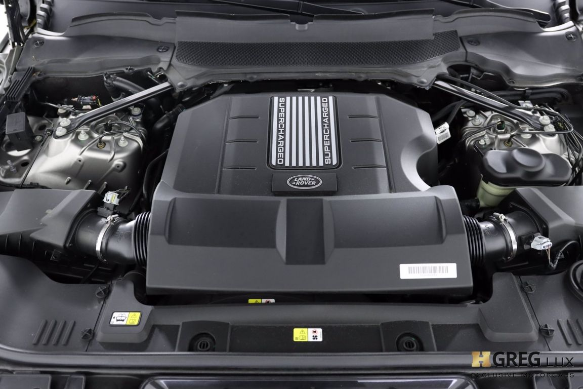 2019 Land Rover Range Rover Sport Autobiography #65