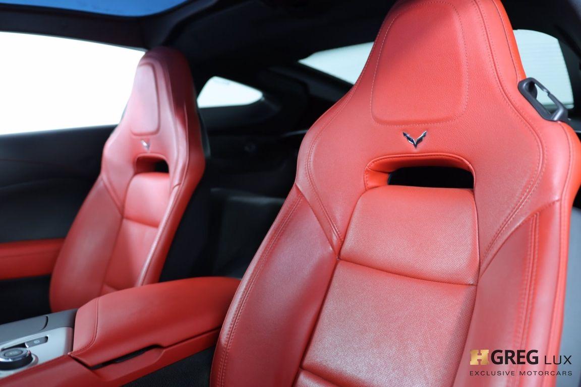 2017 Chevrolet Corvette Grand Sport 2LT #2