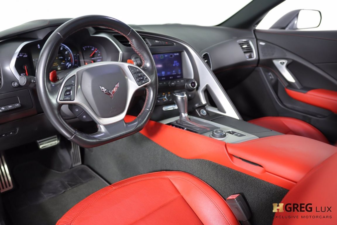 2017 Chevrolet Corvette Grand Sport 2LT #1