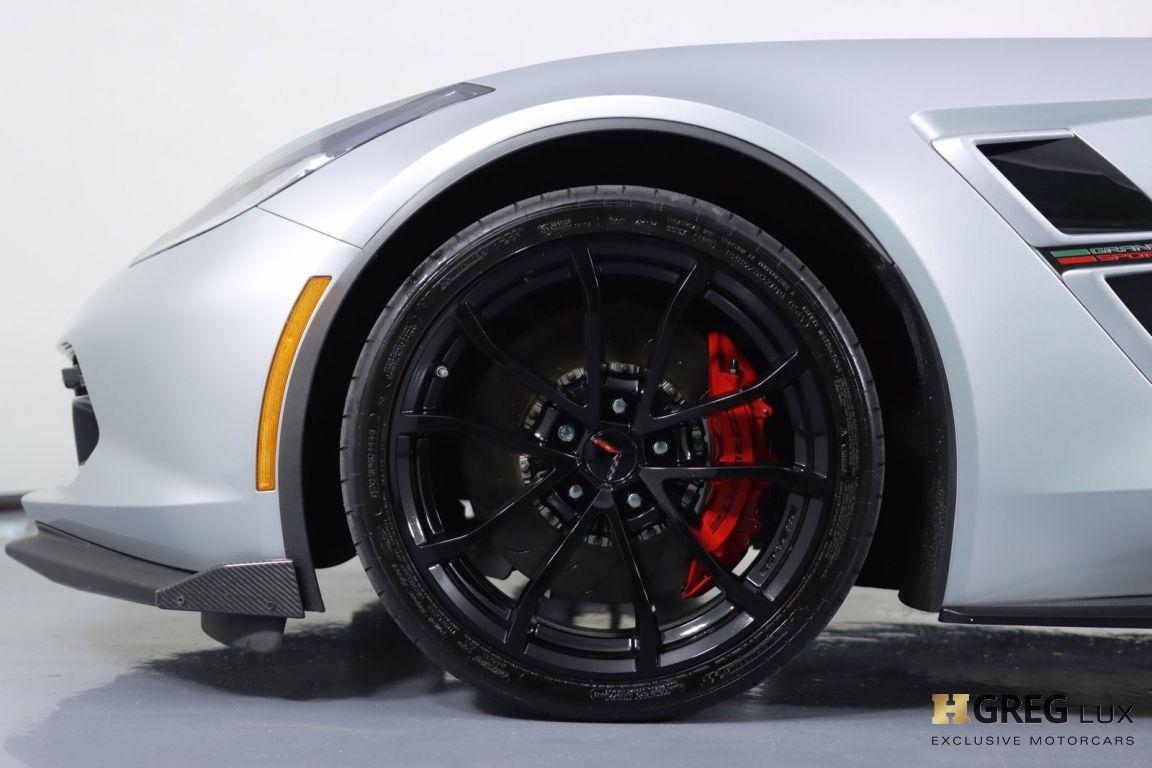 2017 Chevrolet Corvette Grand Sport 2LT #24