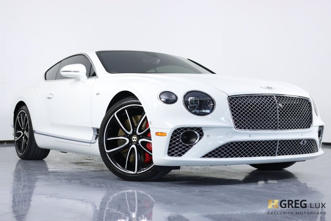 2020 Bentley Continental V8 #35