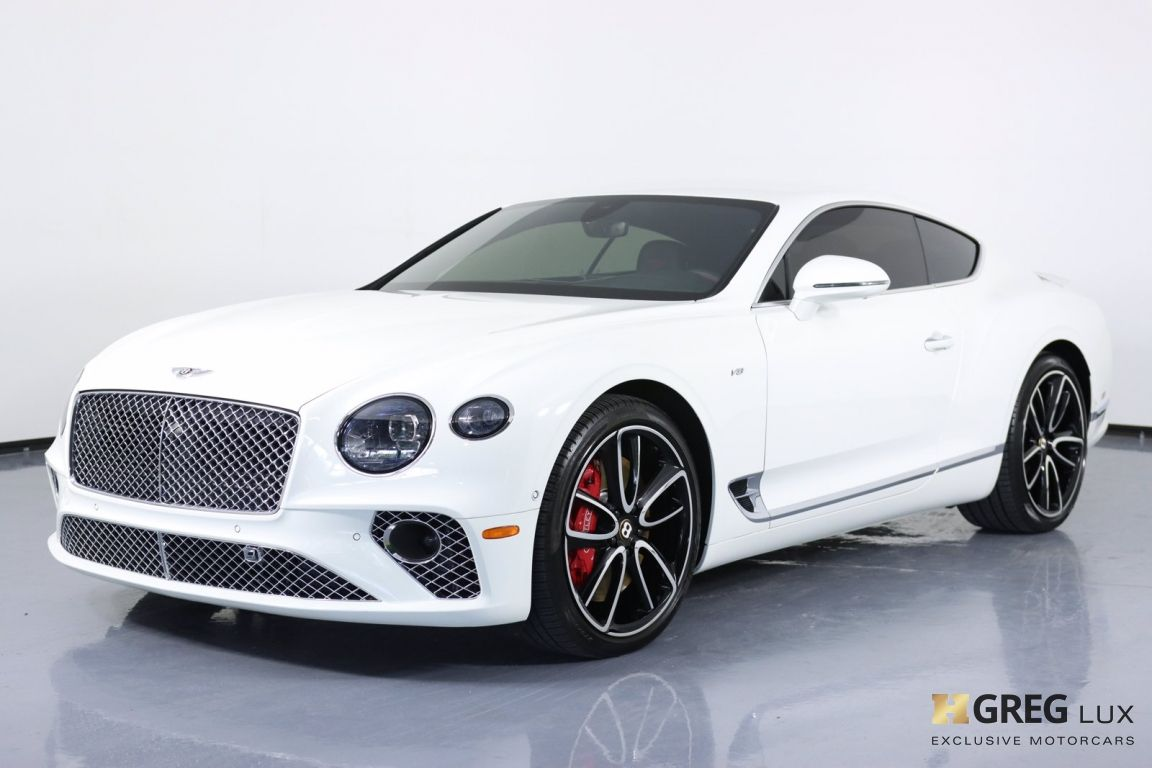 2020 Bentley Continental V8 #34