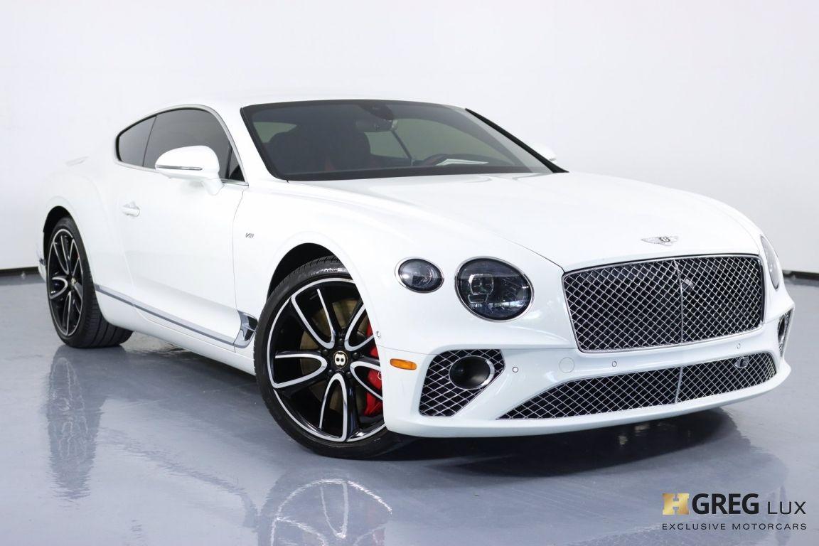 2020 Bentley Continental V8 #0