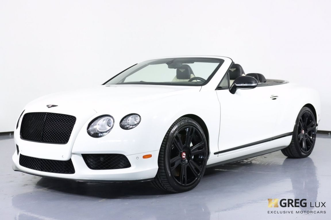 2015 Bentley Continental GT V8 S  #29