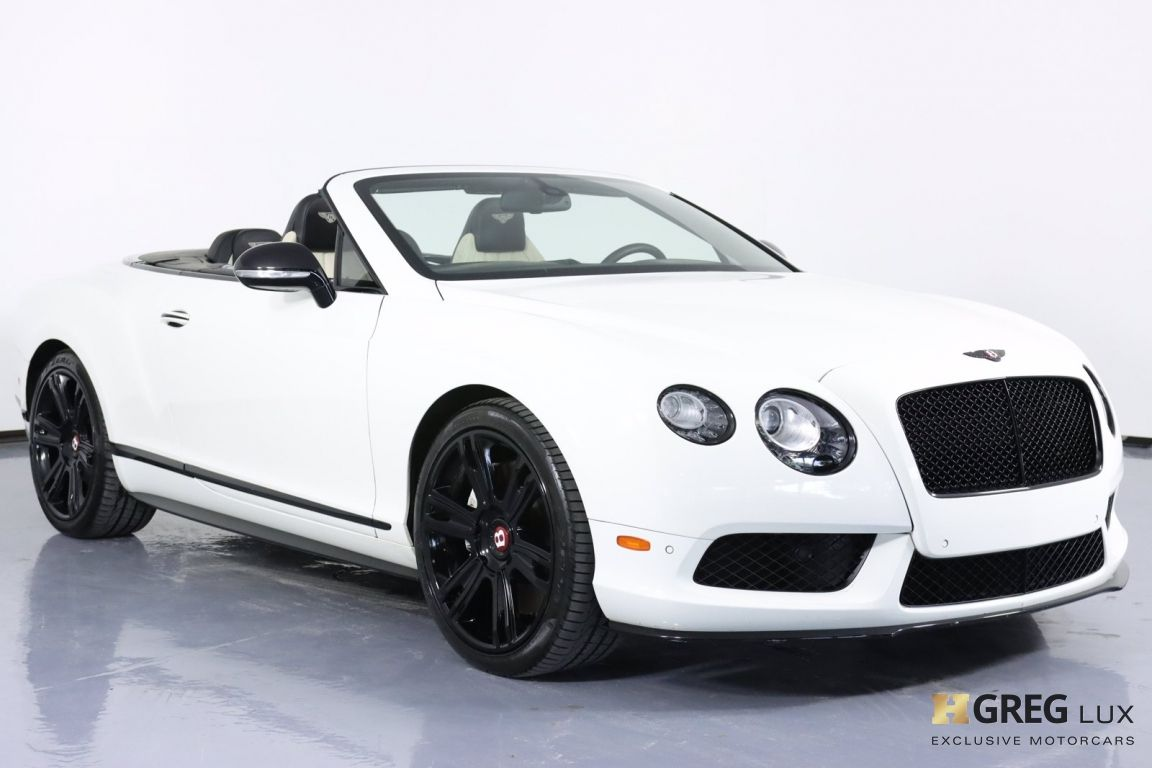 2015 Bentley Continental GT V8 S  #10