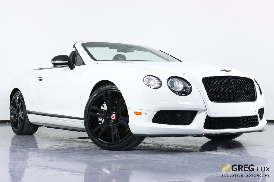 2015 Bentley Continental GT V8 S  #31