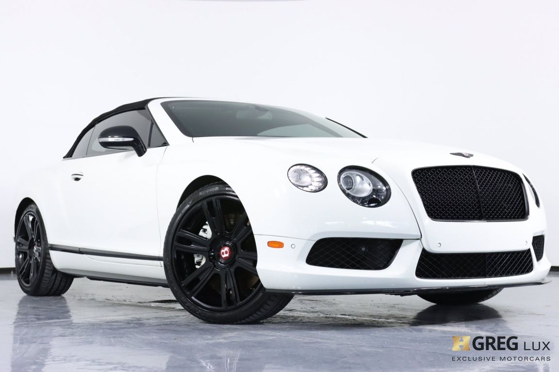 2015 Bentley Continental GT V8 S  #30