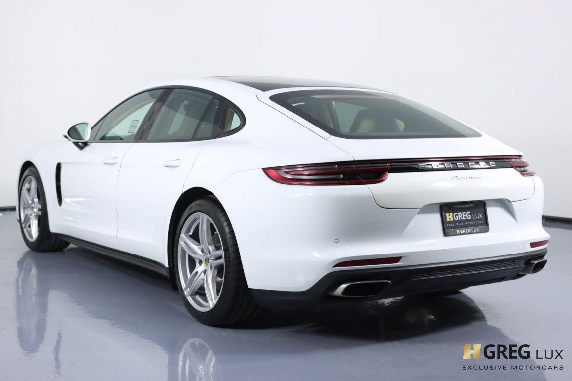 2020 Porsche Panamera  #19