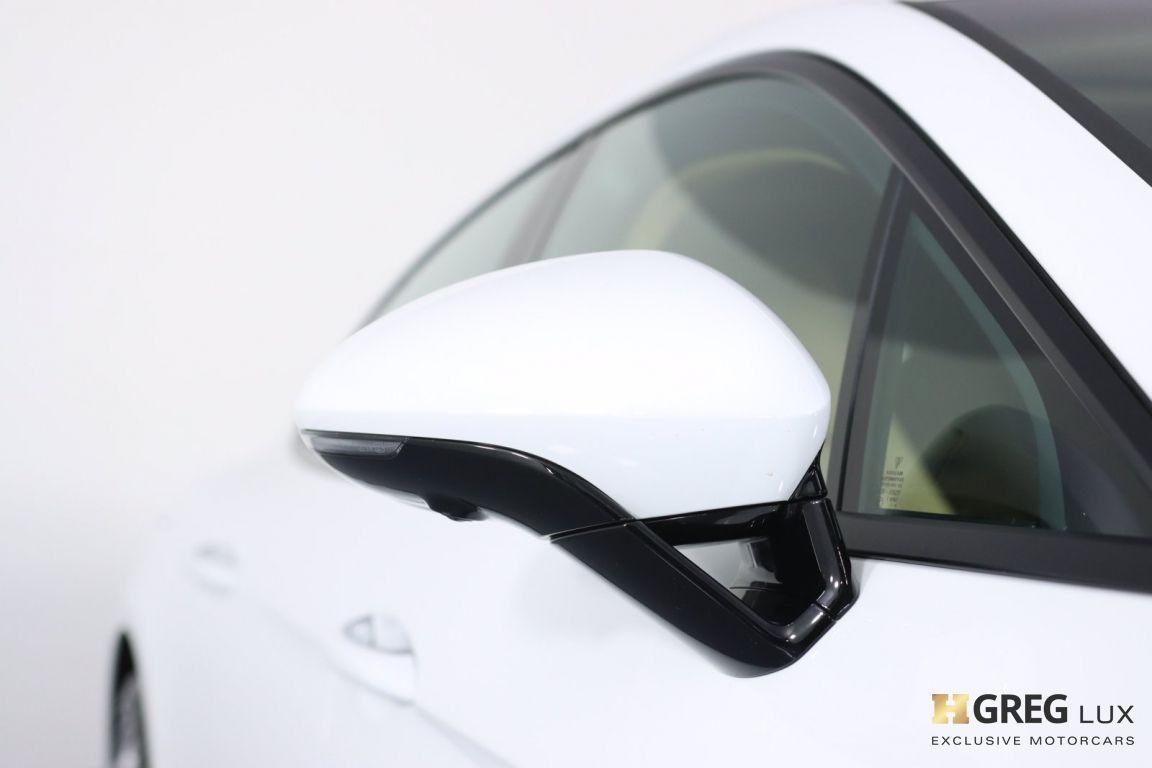2020 Porsche Panamera  #6