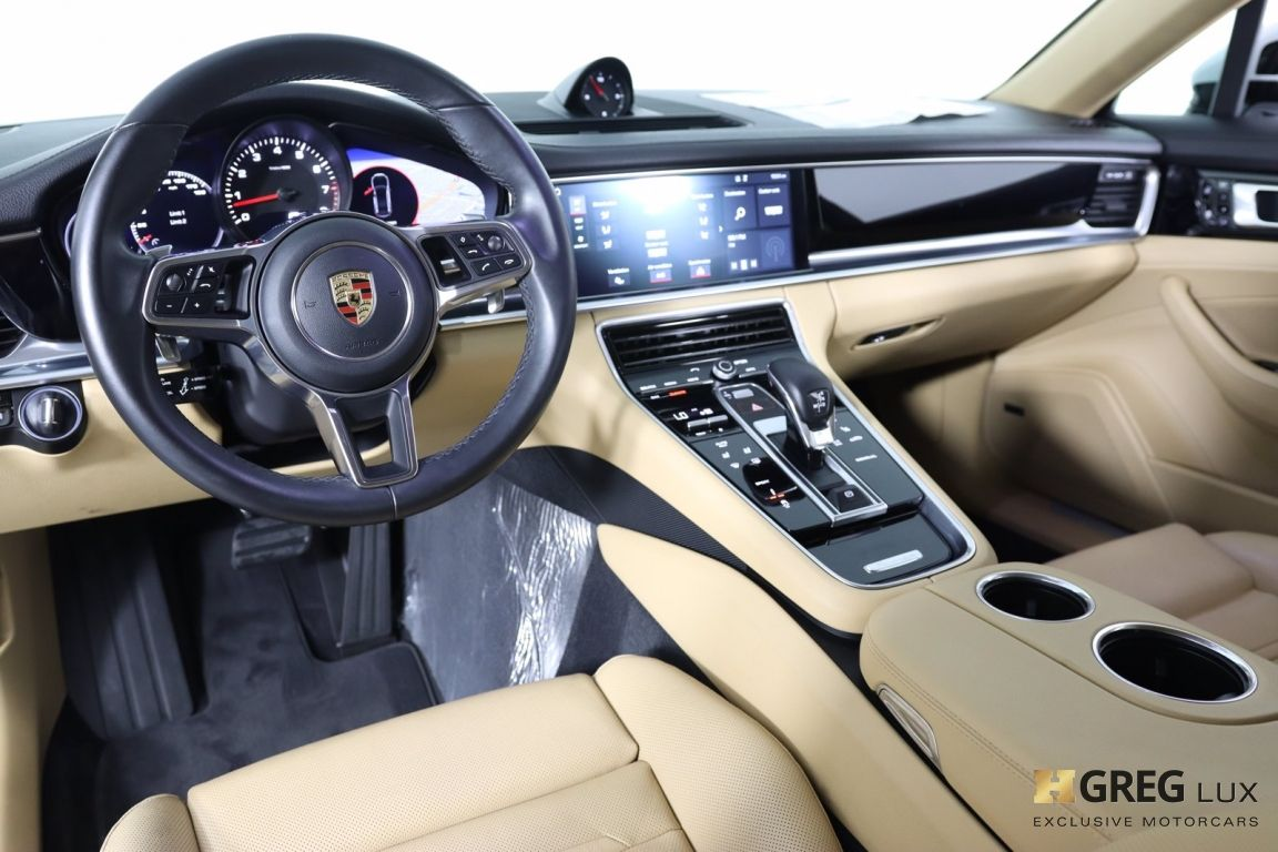 2020 Porsche Panamera  #1