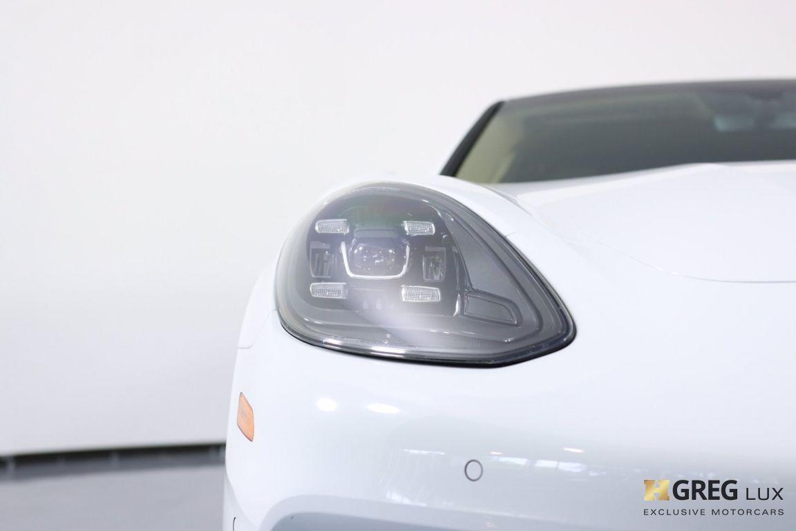2020 Porsche Panamera  #4