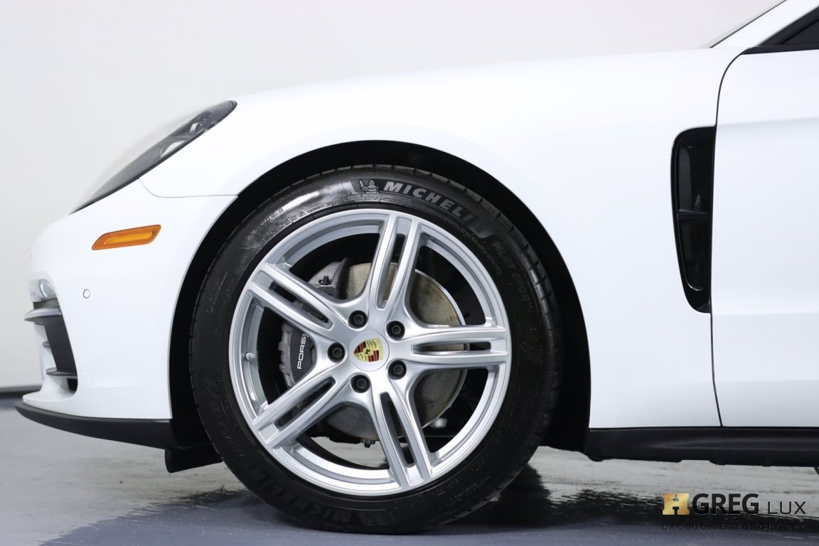 2020 Porsche Panamera  #21