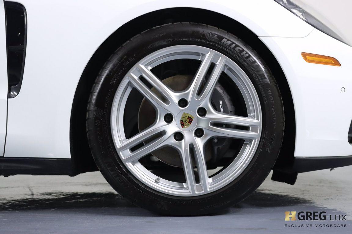 2020 Porsche Panamera  #11