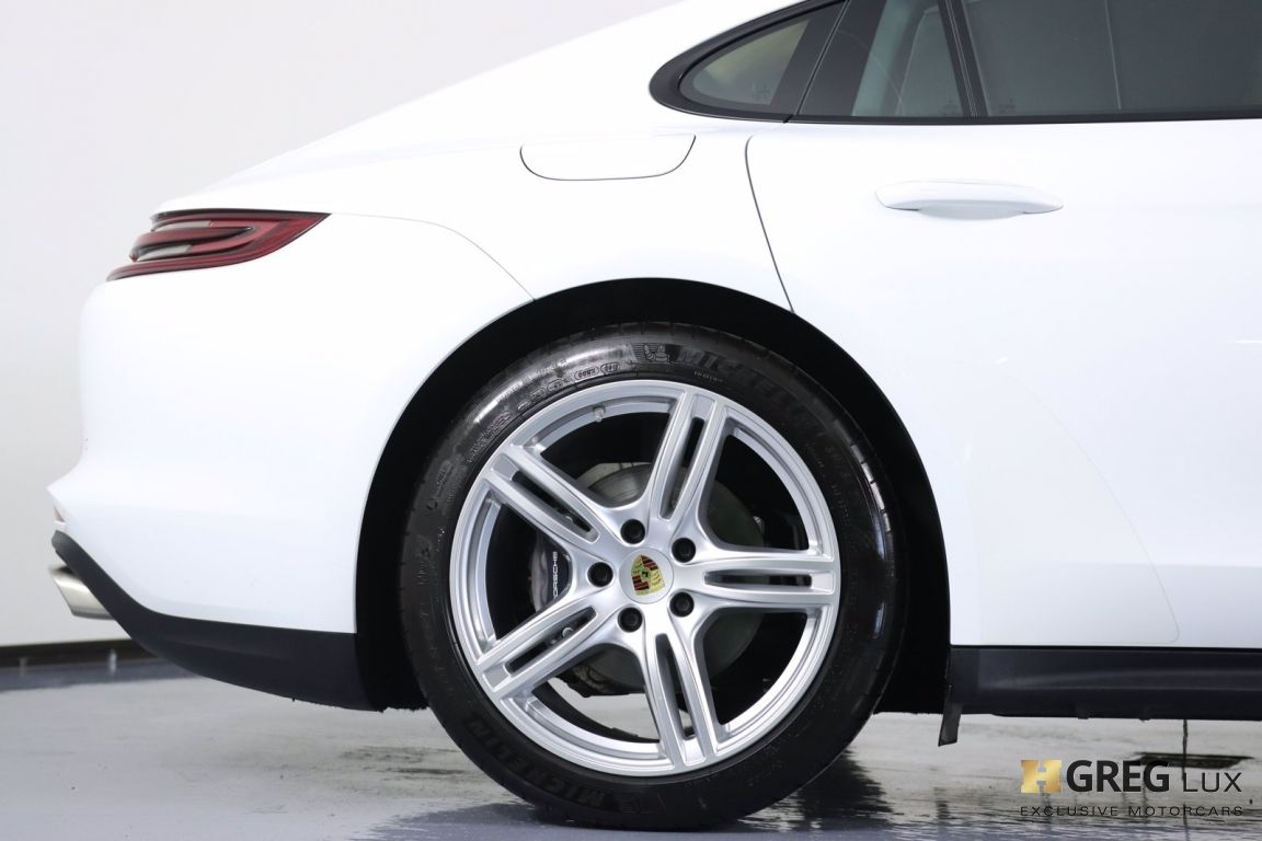 2020 Porsche Panamera  #12