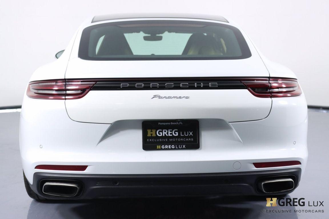 2020 Porsche Panamera  #15