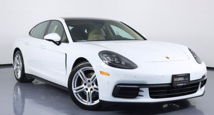 2020 Porsche Panamera  #0