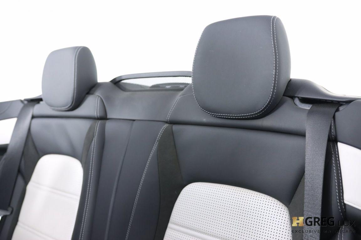 2018 Mercedes Benz C Class AMG C 63 S #44