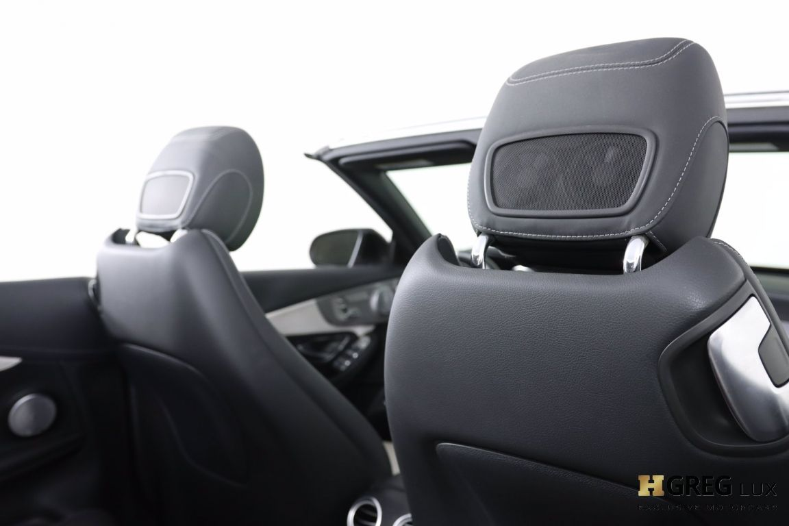 2018 Mercedes Benz C Class AMG C 63 S #70