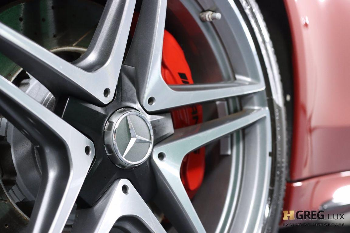 2018 Mercedes Benz C Class AMG C 63 S #31