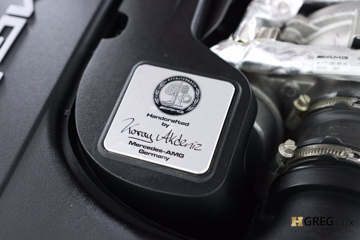 2018 Mercedes Benz C Class AMG C 63 S #75