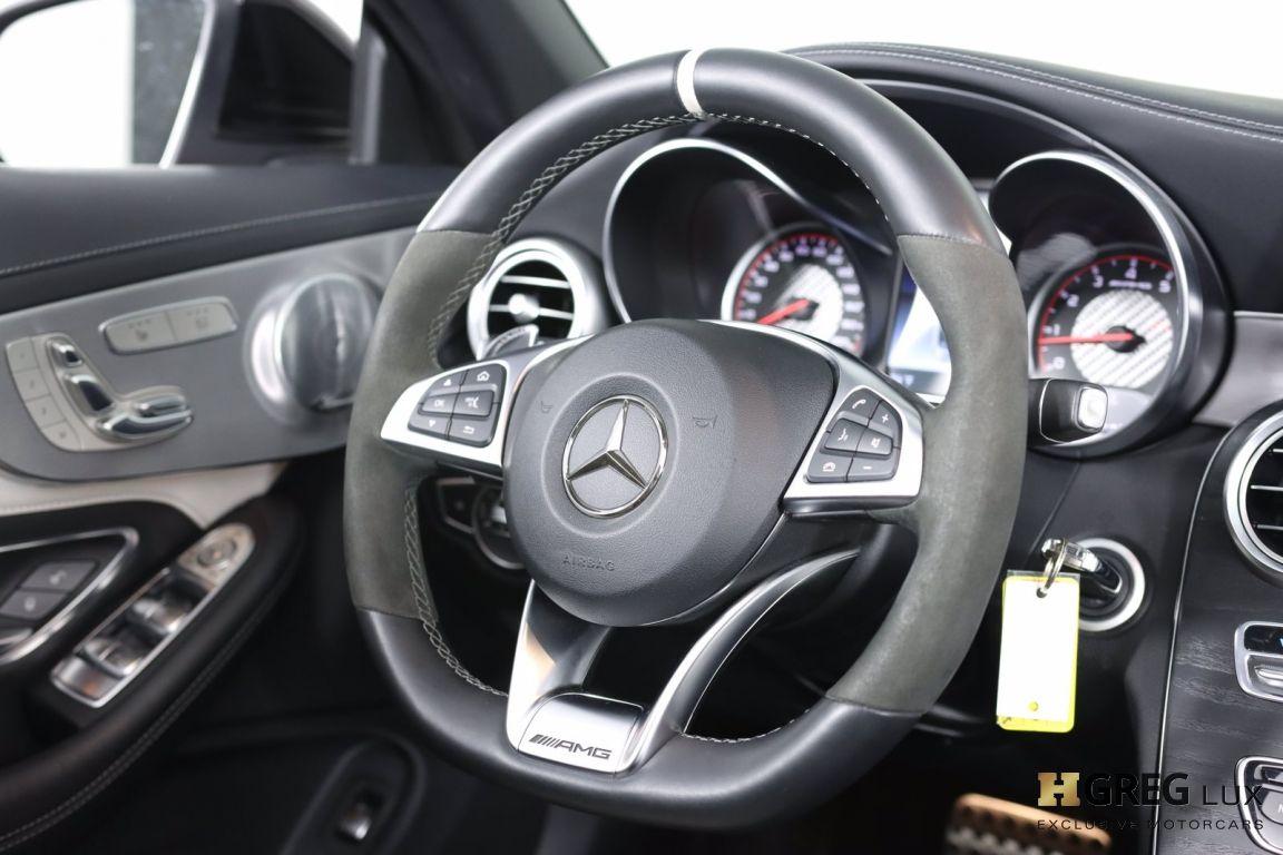 2018 Mercedes Benz C Class AMG C 63 S #60