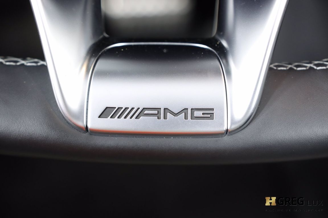 2018 Mercedes Benz C Class AMG C 63 S #63