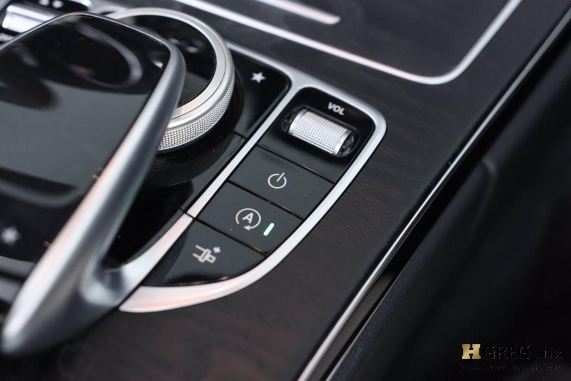 2018 Mercedes Benz C Class AMG C 63 S #56