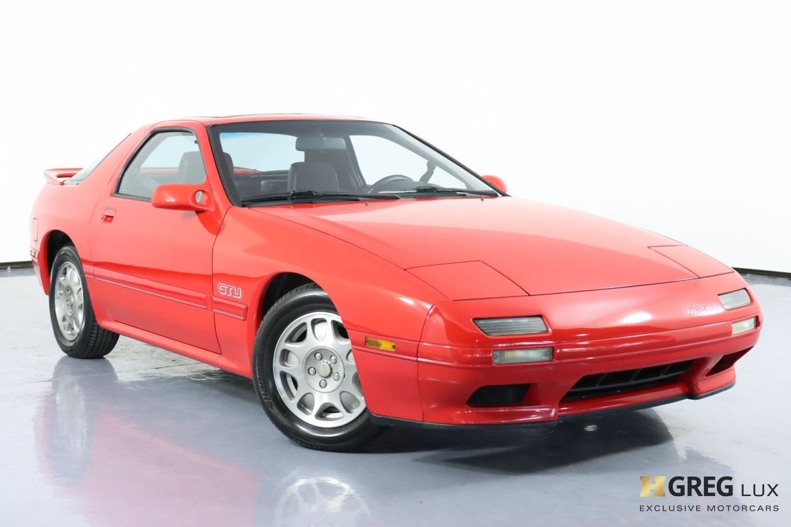 1989 Mazda RX 7  #47