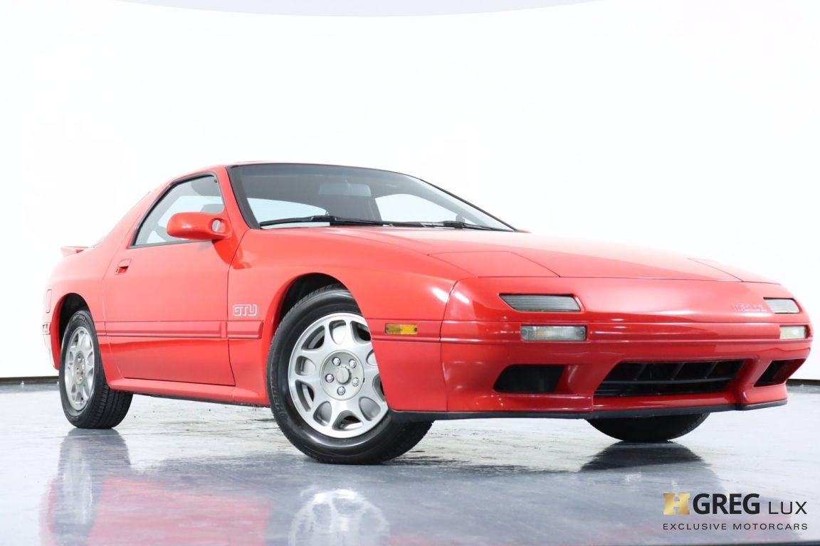 1989 Mazda RX 7  #3