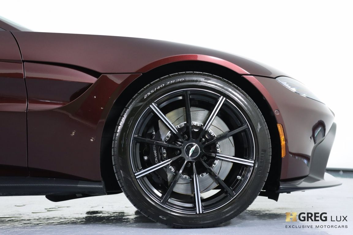 2020 Aston Martin Vantage  #11