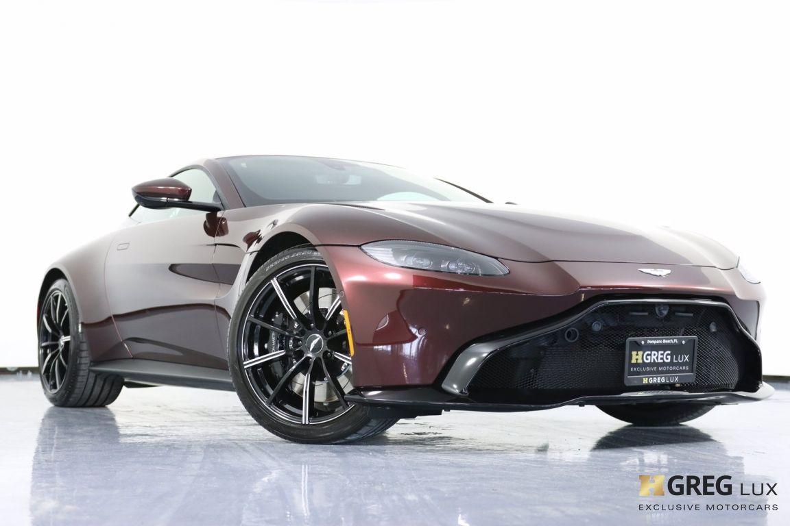 2020 Aston Martin Vantage  #33