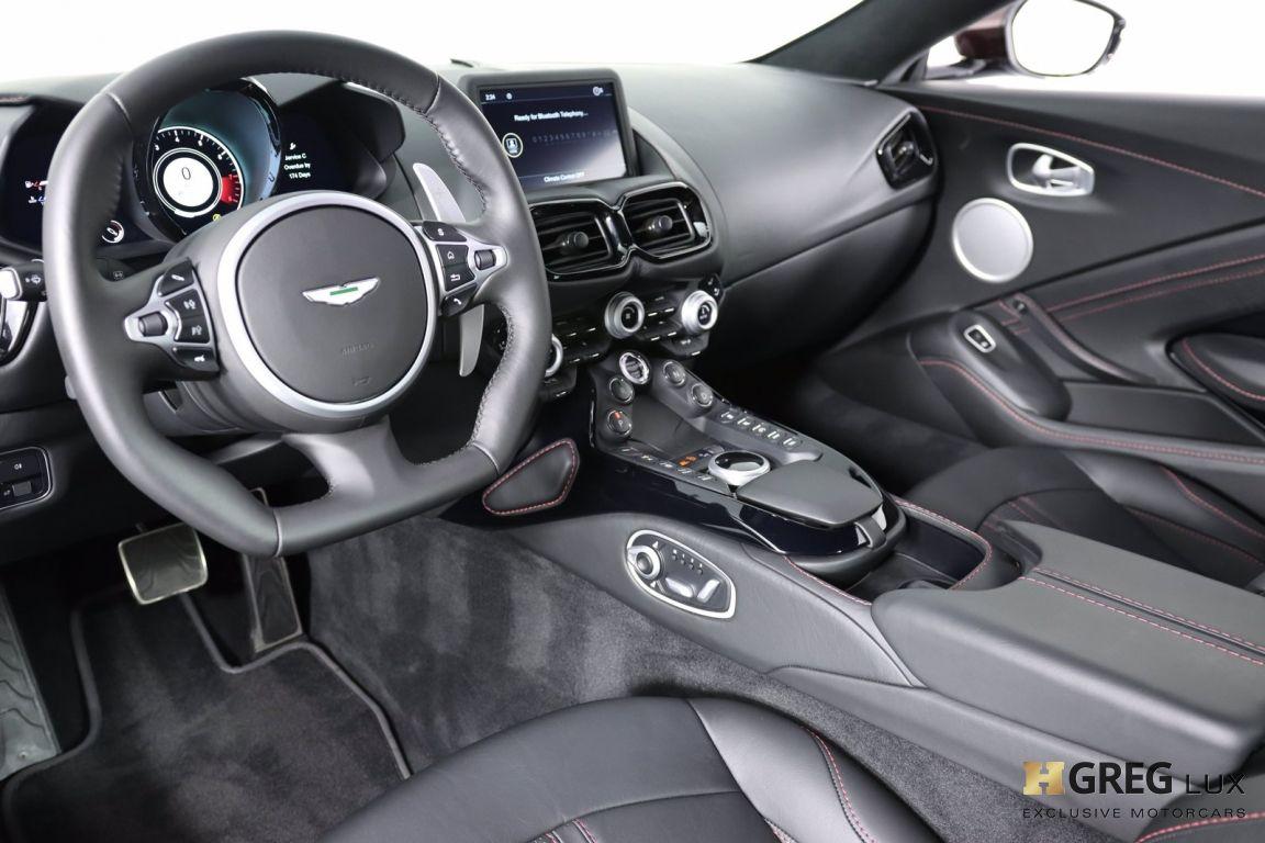 2020 Aston Martin Vantage  #1