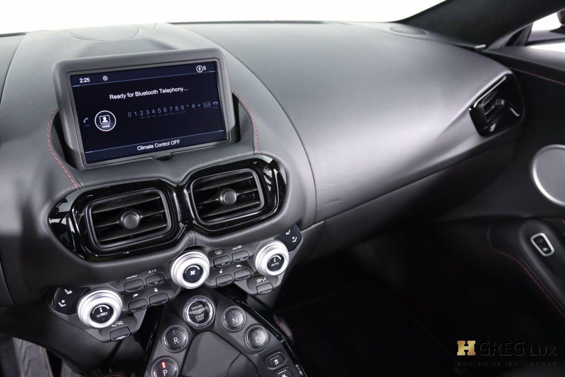 2020 Aston Martin Vantage  #40